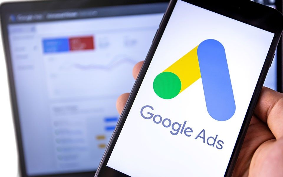 گوگل ادوردز برای تبلیغ در گوگل